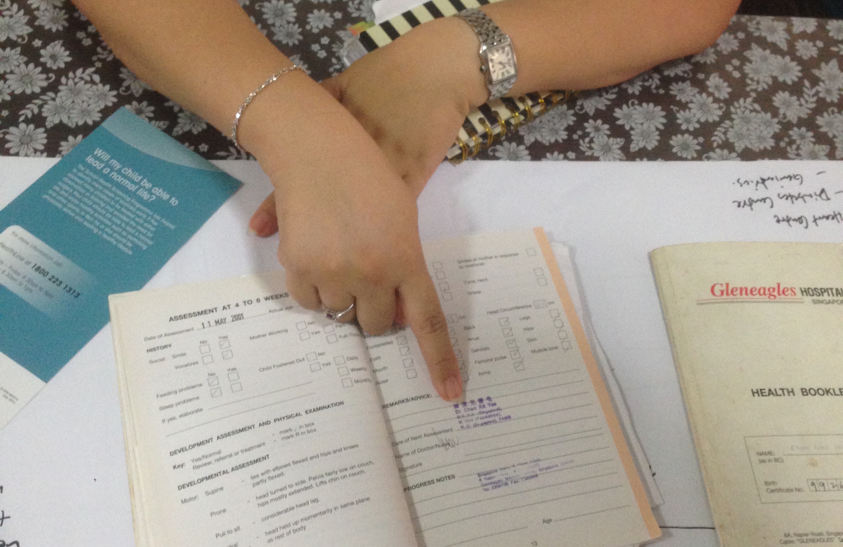 Healthcare records