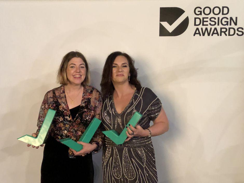 ThinkPlace award winners