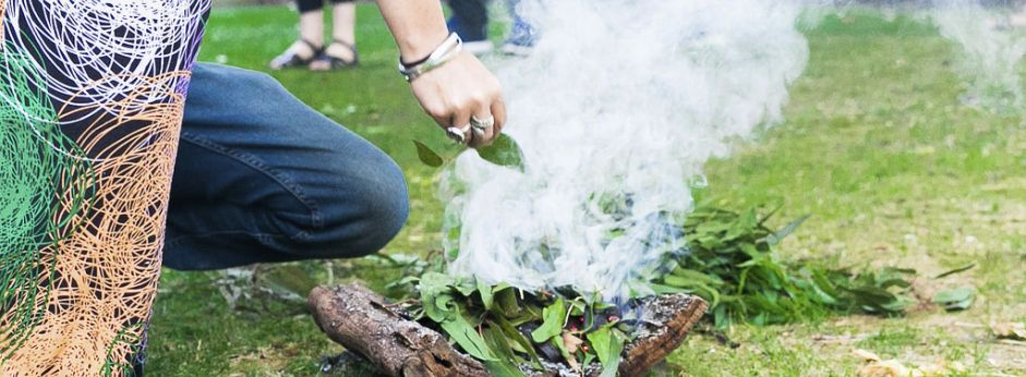 Smoking ceremonies were used to open session where possible