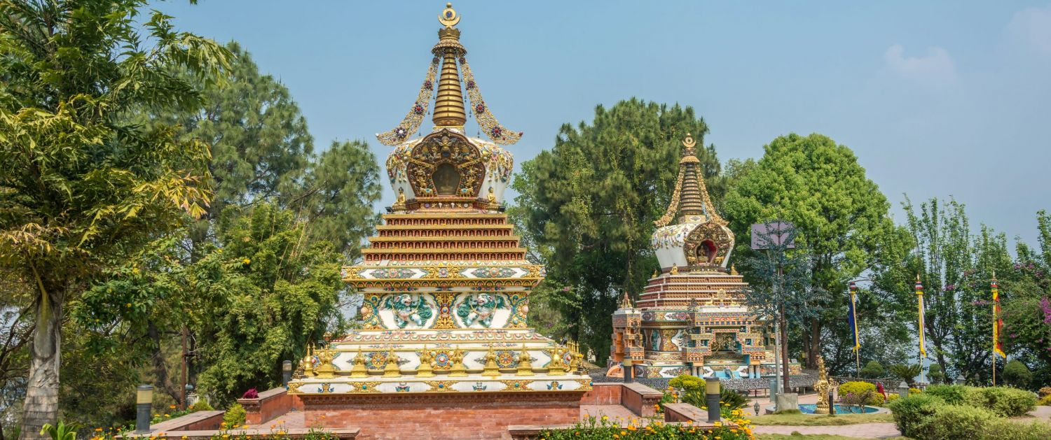 Kopan Monastery in Kathmandu helped shape the thinking of ThinkPlace designer Cybelle Ledez