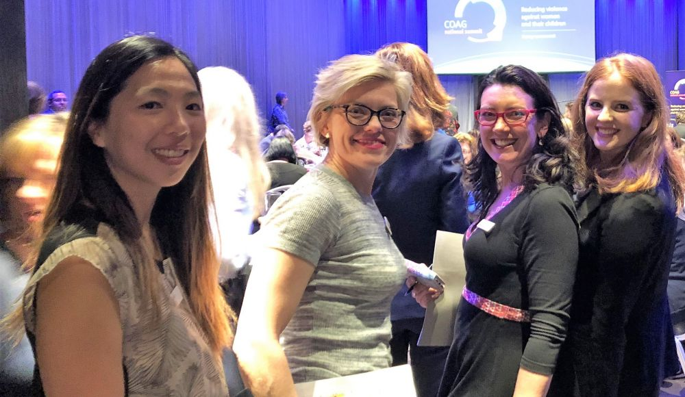 ThinkPlace designers at the COAG summit