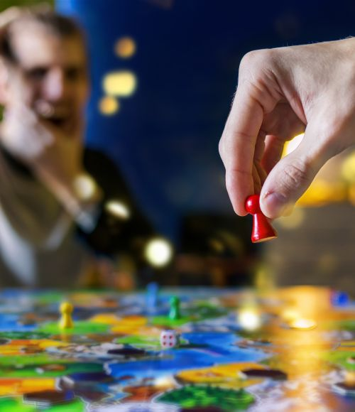 Start-Up entrepreneur board game