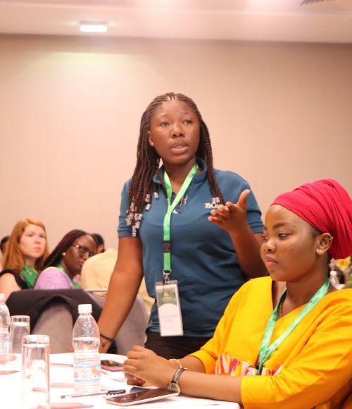Youth Conference ThinkPlace Kenya